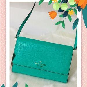 NWT Kate Spade Harlow wallet Crossbody Bag